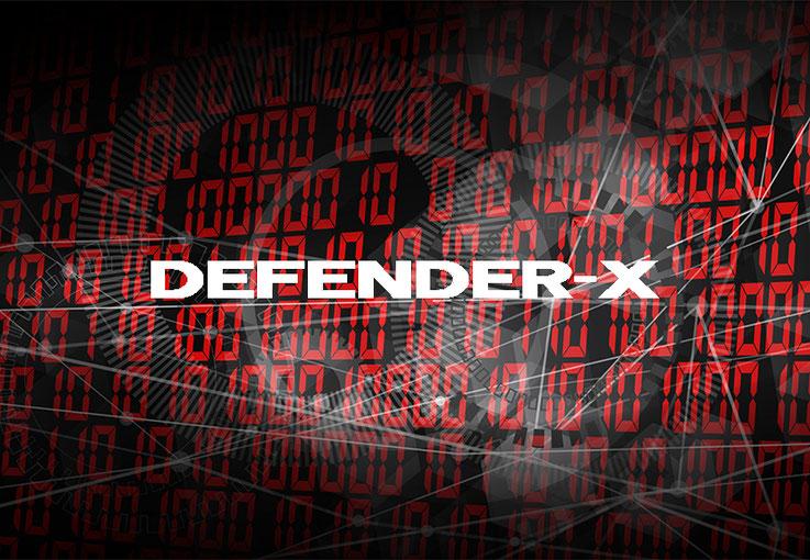 ディフェンダーX